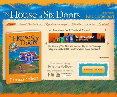 screenshot of thehouseofsixdoors.com